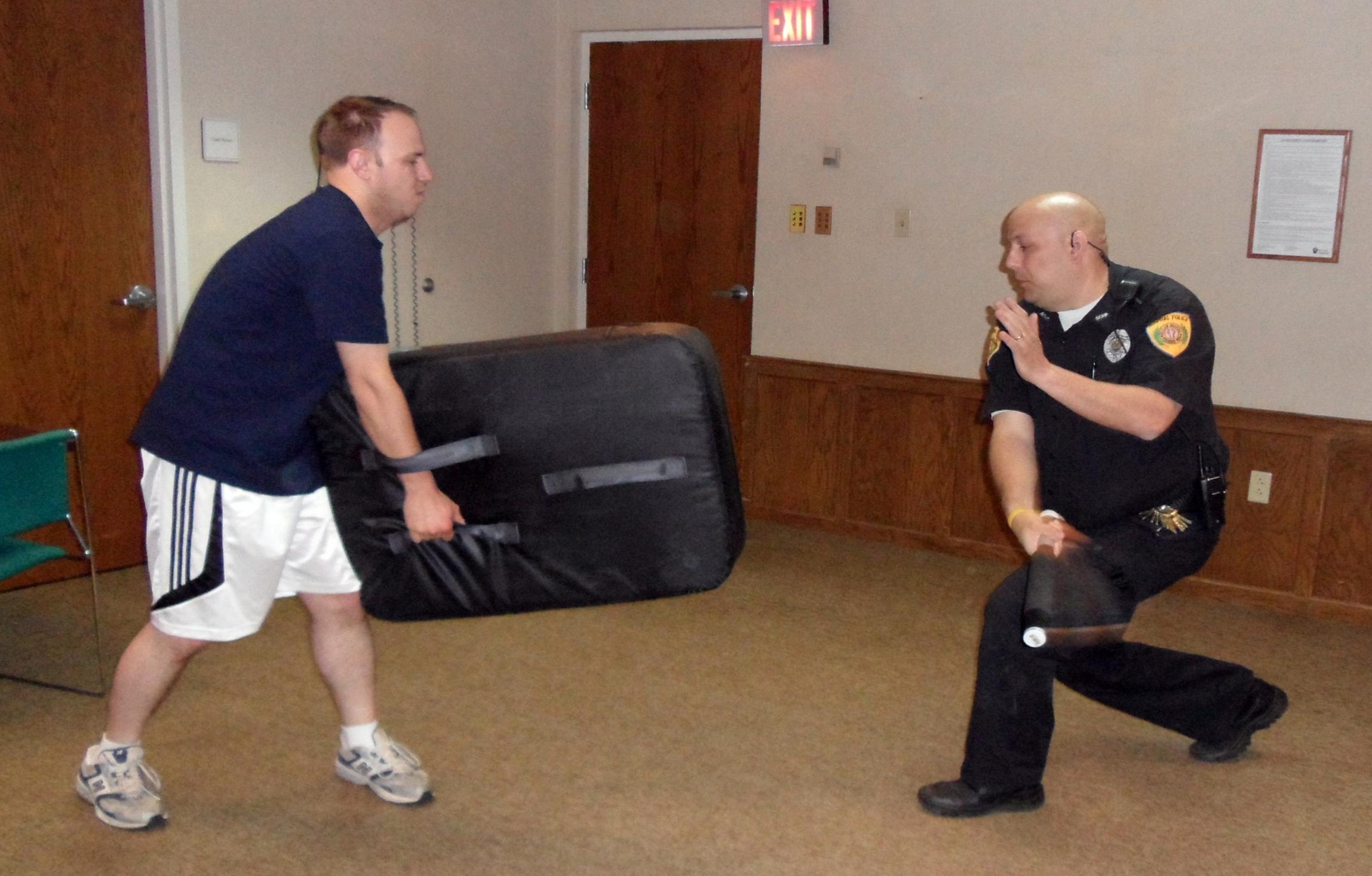 Baton Training