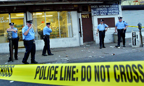 Crime Scene- Security Processing