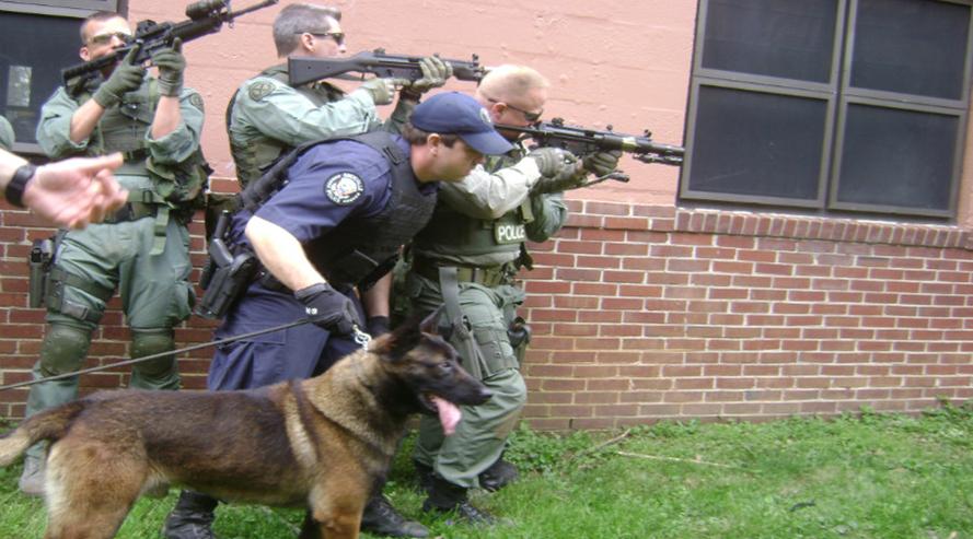 K-9 Advanced Tactics
