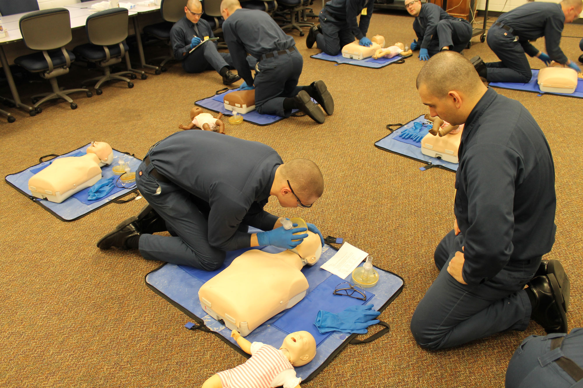 LE CPR-First Aid-Blood Borne Pathogens 2