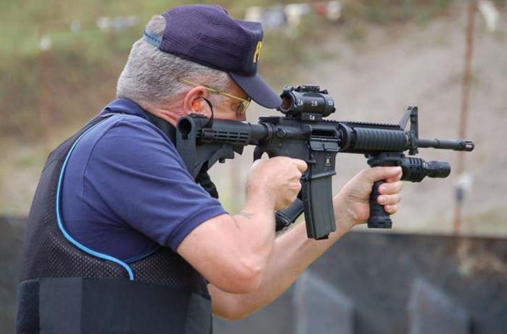 Patrol Rifle Phase I