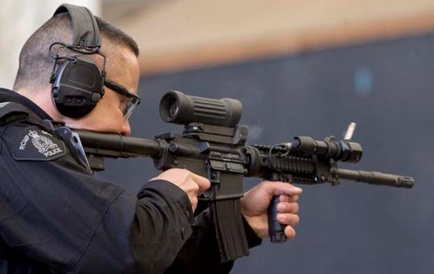 Patrol Rifle Phase II