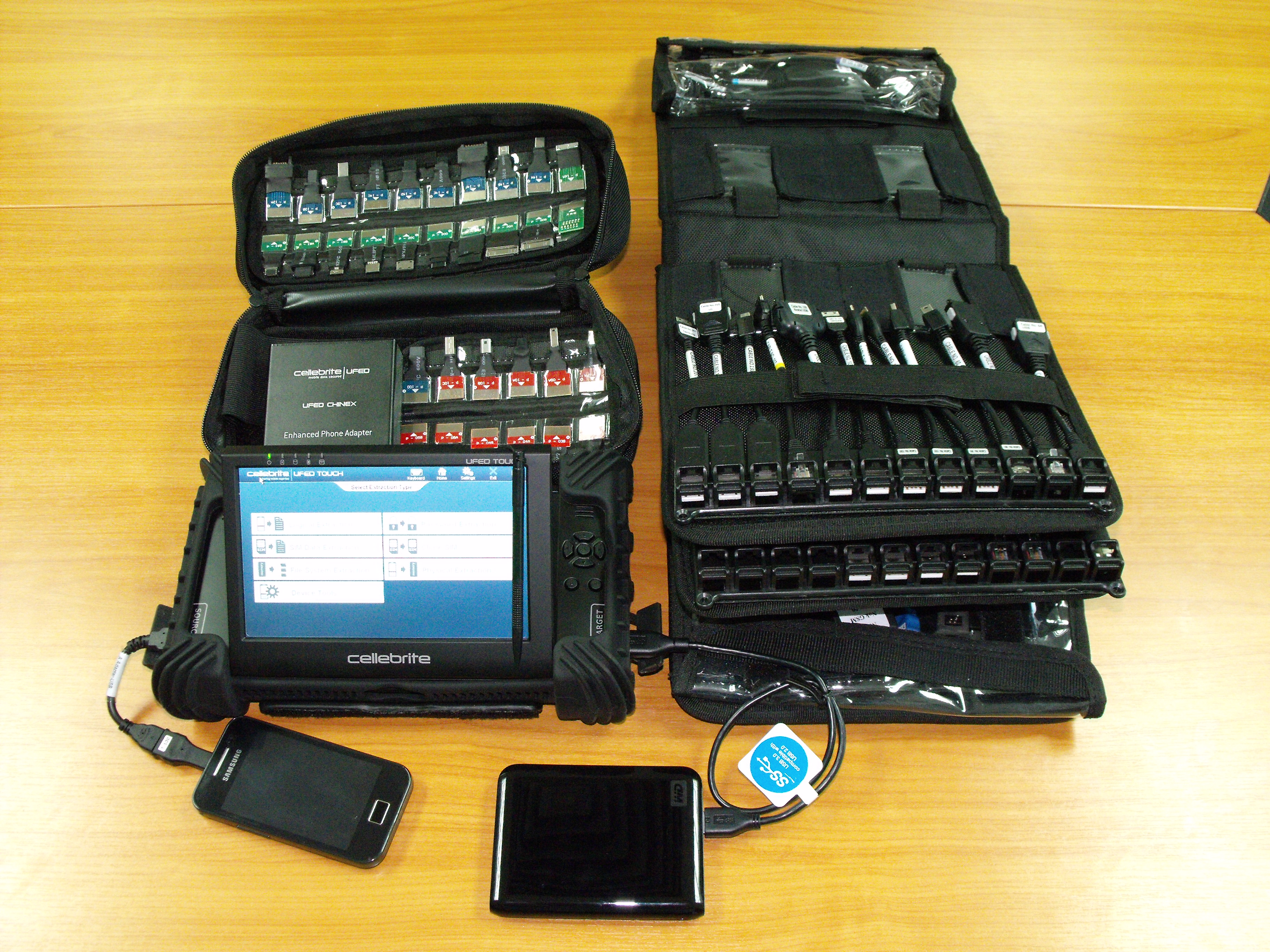 advanced mobile forensics