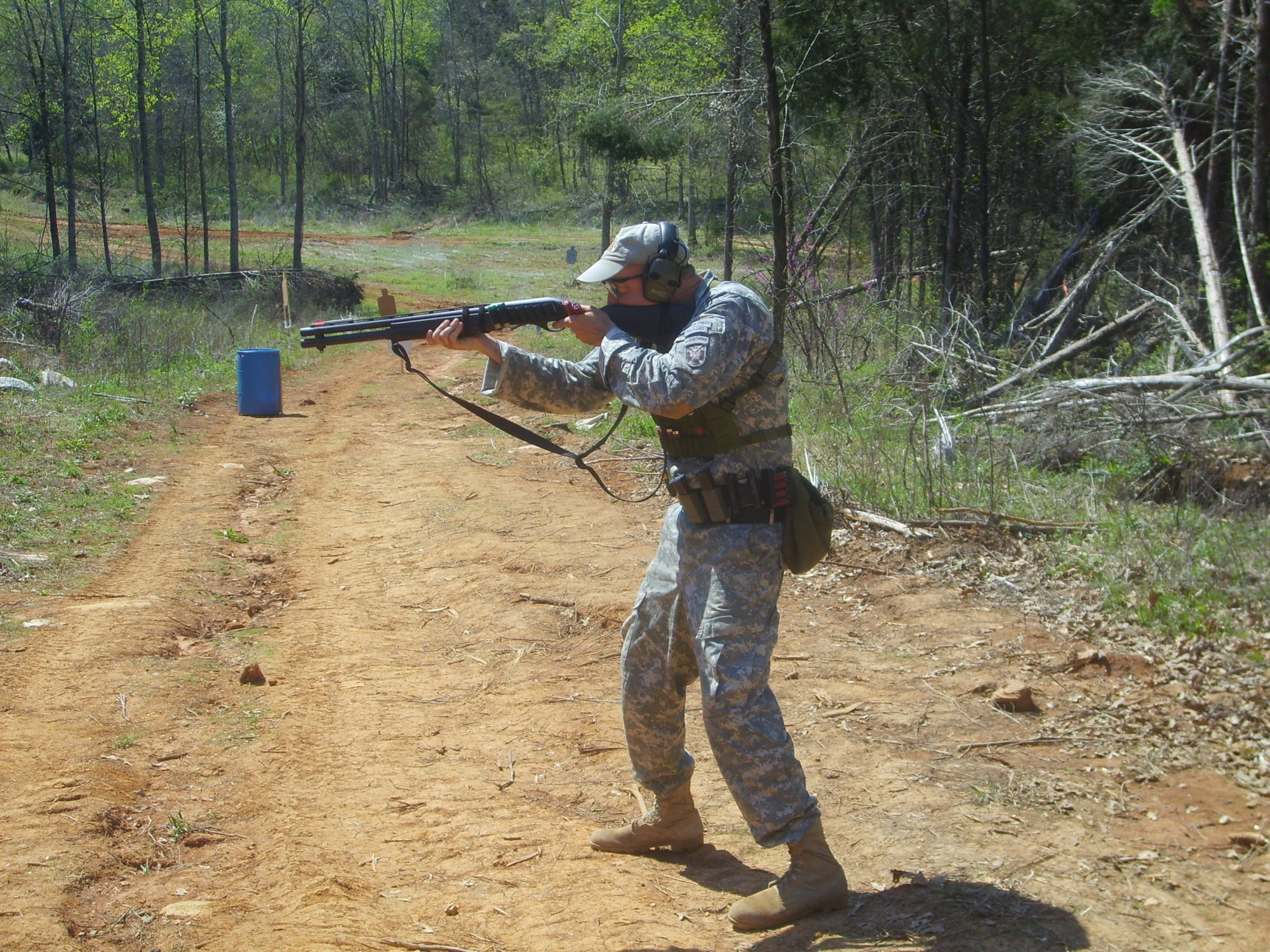 basic marksmanship