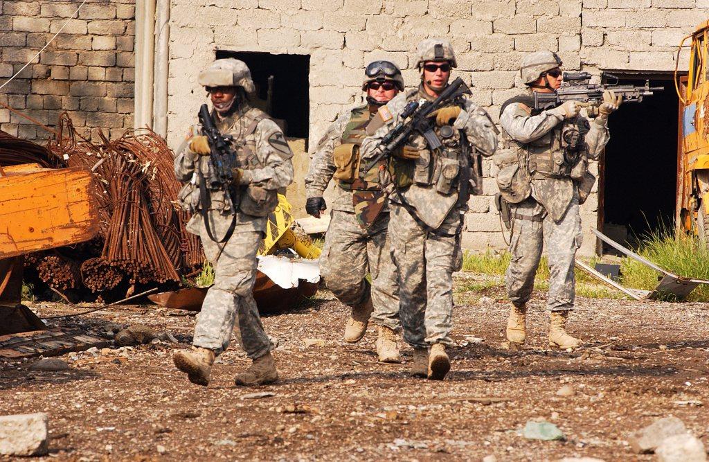 combat tactics