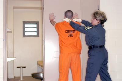 correctional officer page