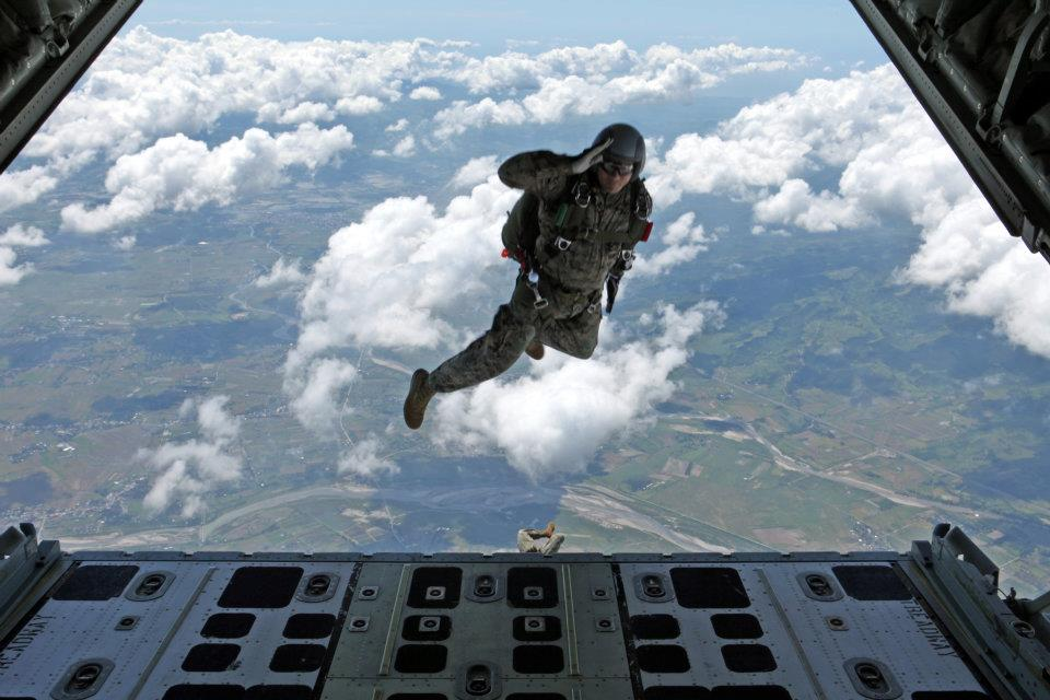 military accelerated freefall