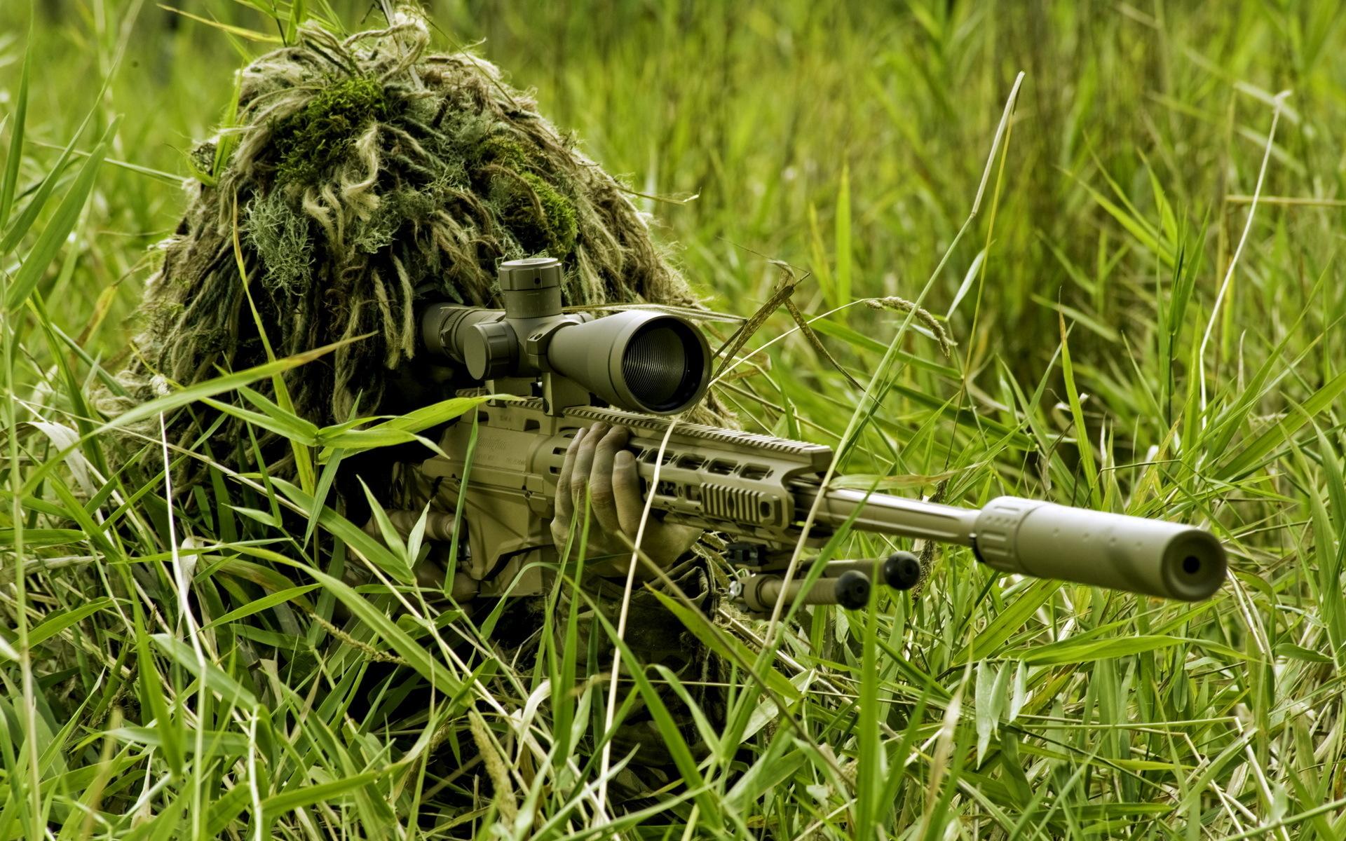 sniper tactics