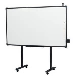 whiteboard on wheels